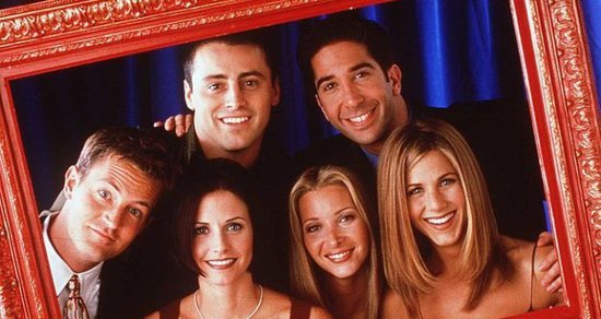 Matt LeBlanc and Matthew Perry Had a Mini 'Friends' Reunion in London, Baby!