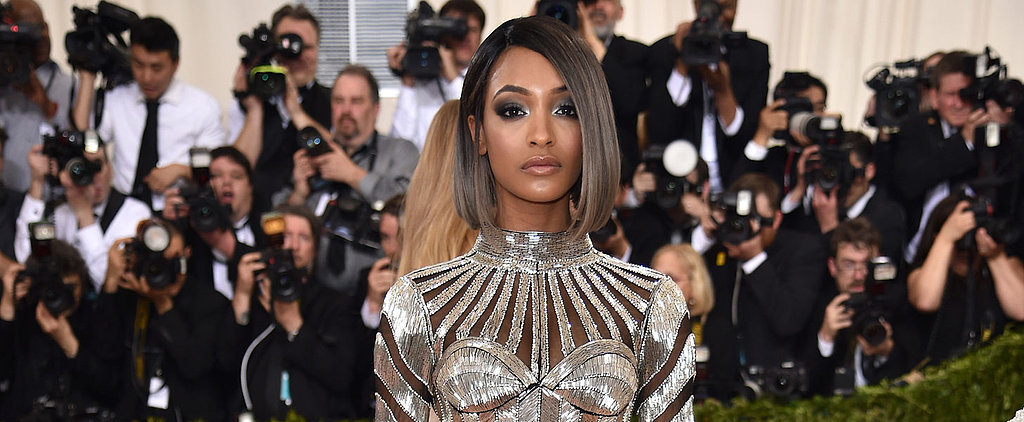 All That Glitters Is Silver on the Met Gala Red Carpet