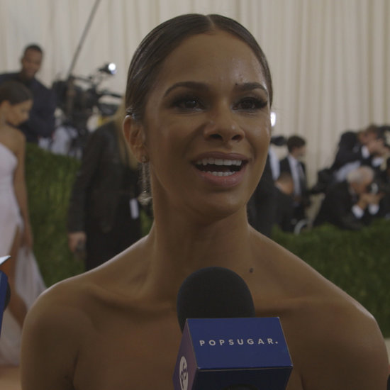 Misty Copeland at the 2016 Met Gala (Video)