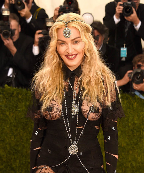 Madonna & Nicki Minaj at the 2016 MET Gala