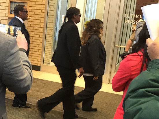 Prince's Sister Tyka Arrives at First Formal Hearing About Fate of Music Legend's Multi-Million Dollar Estate
