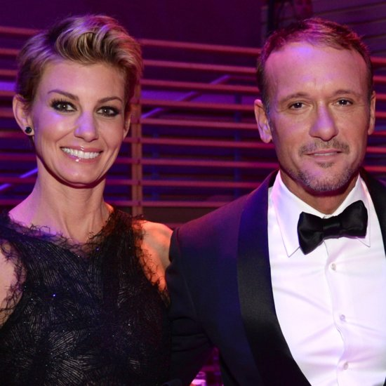 Faith Hill Shows Off Her Picture-Perfect Family in a Sweet Birthday Message to Tim McGraw