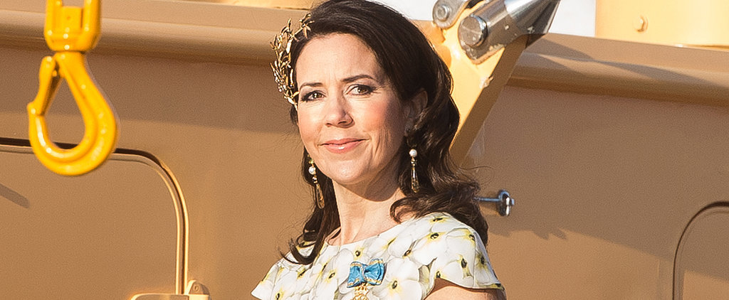 Princess Mary's Headpiece Isn't Your Average Tiara — but You'll Love It Anyway