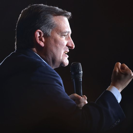 Ted Cruz Says Boy Should Be Spanked
