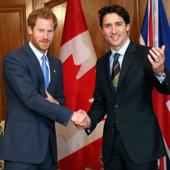 Prince Harry Launches the Invictus Games in Canada, and Looks Damn Good Doing So