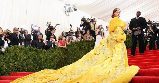 The 2016 Met Gala Red Carpet Is Not a Red Carpet: See the Makeover