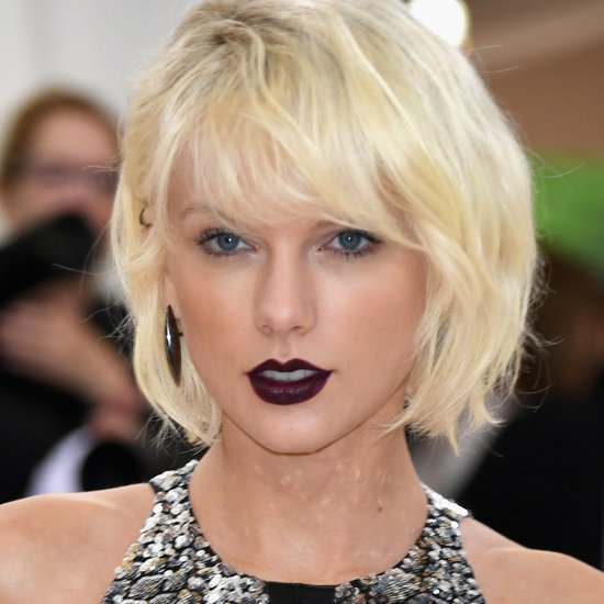 Celebrities With Dark Lipstick at the Met Gala 2016