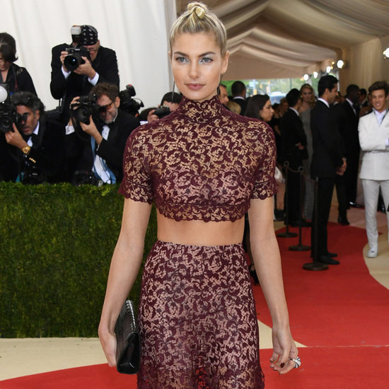 Celebrities Wearing Boots at the Met Gala 2016