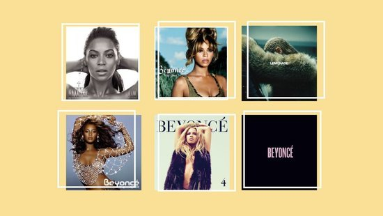 Find Out What Your Favorite Beyoncé Album Says About You