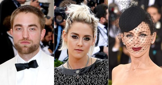 Robert Pattinson, Kristen Stewart and Rupert Sanders' Ex-Wife Liberty Ross Were All at the 2016 Met Gala
