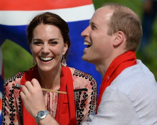 14 Times Prince William Showed Off His Sense of Humor