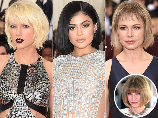 How Many Fashion Robots Showed up to the Met Gala Wearing Anna Wintour's Bob? Let's Investigate
