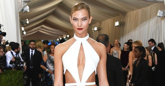 Karlie Kloss Actually Cut Her Met Gala 2016 Gown into a Mini for the Afterparty