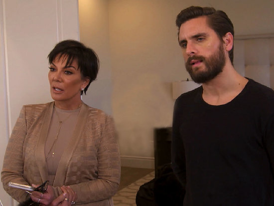 Scott Disick Admits He's a 'Lonely Lord' While Giving Kris Jenner a Tour of His Luxe Bachelor Pad