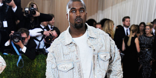 Kanye West Wore Ripped Jeans To The Met Gala, And Was Still The Best-Dressed Man