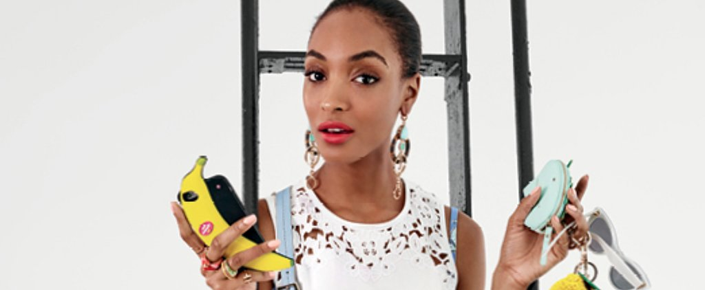 Jourdan Dunn Is the Star of Kate Spade's Summer 2016 Campaign