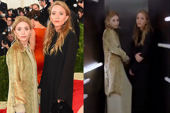 Mary-Kate And Ashley Had A Problematic Amount Of Fun At The Met Gala