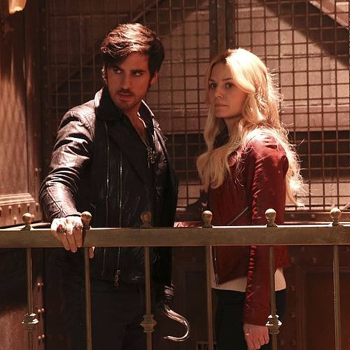 Why Everyone Needs to Stop Freaking Out About Hook on Once Upon a Time