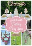 This Fairy Birthday Party Will Make Guests Feel Like They're in an Enchanted Forest