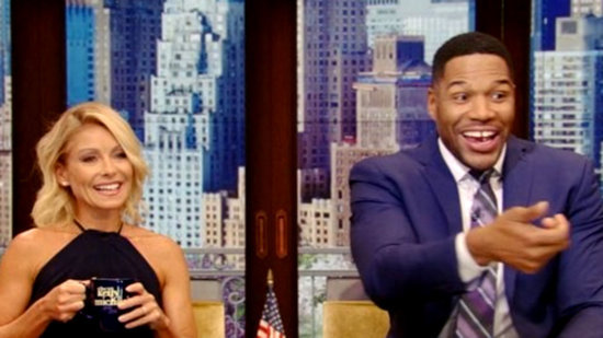 Kelly Ripa's First Guest Co-Host on Live! Revealed, Plus What to Expect From Michael Strahan's Last Day