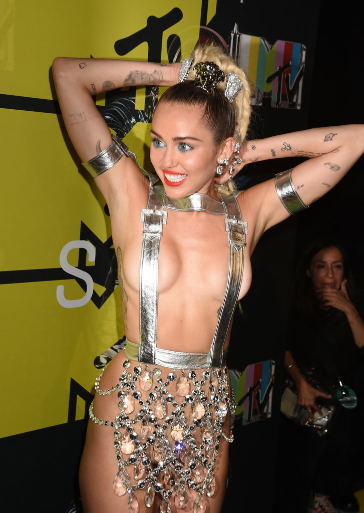 Miley Cyrus Tattoo Pictures Popsugar Celebrity