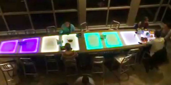 The University of New Hampshire Bought a Light-Up Table That Costs as Much as Tuition