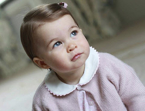 Princess Charlotte Got a $44,000 Birthday Gift -- Whoa Baby