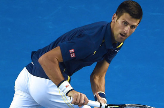 17 Pictures Of Novak Djokovic To Hang In Every Room In Your House