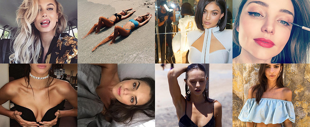 35 Sexy Celebrity Instagrams You Need to See This Week
