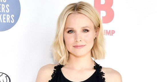 Kristen Bell: How Dax Shepard and I Discipline Our Daughters
