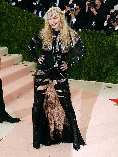 Madonna Hits Back at 'Ageist' and 'Sexist' Critics of Her Met Gala Look: It 'Was a Political Statement'