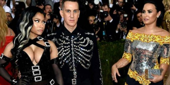 Demi Lovato Is Confident Enough To Call The Met Gala 'F**king Awkward'