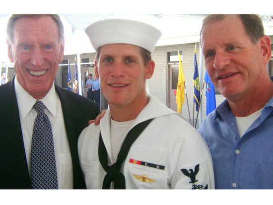 Navy SEAL Killed by ISIS in Iraq Was Star Athlete and Grandson of Infamous Banker Charles Keating