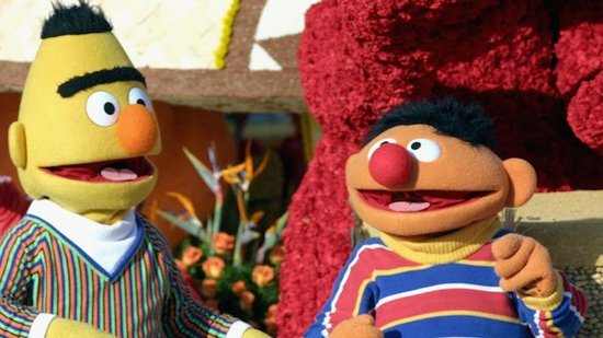 Bert And Ernie Are STD-Free, According To Bizarre New Ad