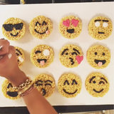 Show Someone How You Really Feel With These Emoji Rice Krispies