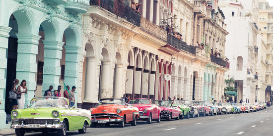 The Photos From Chanel's Show In Cuba Are Absolutely Dreamy