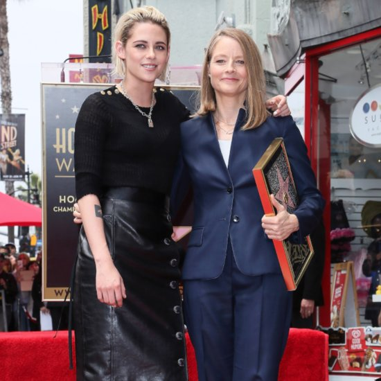 Kristen Stewart Reunites With Panic Room Costar Jodie Foster For a Special Occasion