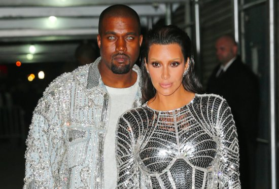 A Security Guard Talked to Kim Kardashian -- So Kanye Reportedly Had Him Canned