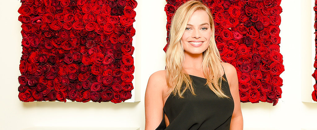 Margot Robbie Just Landed Her First Major Beauty Role