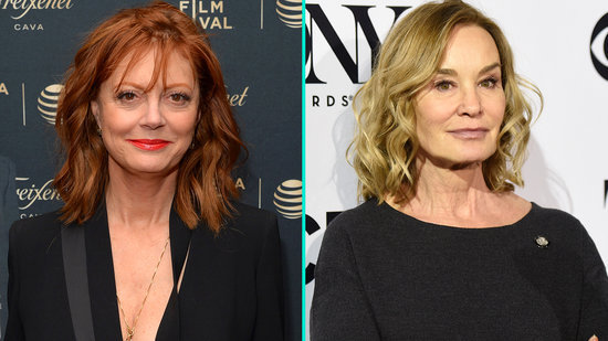 Susan Sarandon and Jessica Lange Are Starring in New FX Series 'Feud' From Ryan Murphy