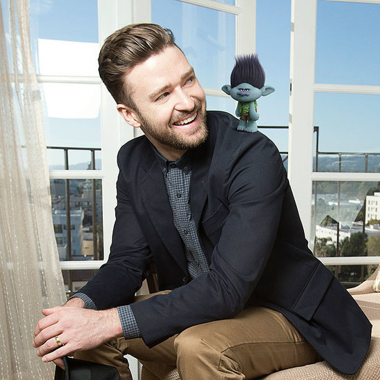 Justin Timberlake Releases New Song 'Cant Stop the Feeling'