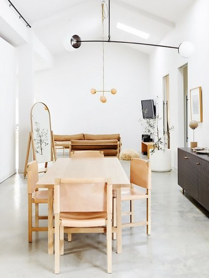Minimalists Will Rejoice at This Stunning Neutral Home