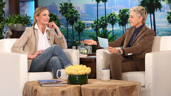Cameron Diaz Opens Up About Her Marriage to Benji Madden on 'Ellen': 'I Couldn't Do It Without My Husband'