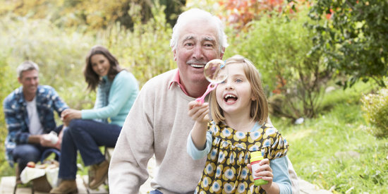 5 Reasons Being A Grandparent Is So Much More Rewarding Than Being A Parent