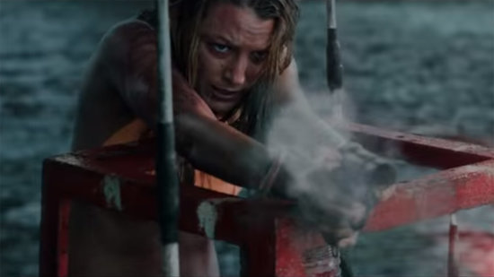Blake Lively Battles a Shark in Gruesome New Full-Length Trailer for 'The Shallows'
