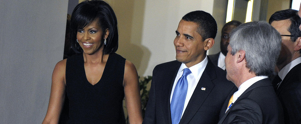 The 4th Was Totally With Michelle Obama in This Smashing LBD