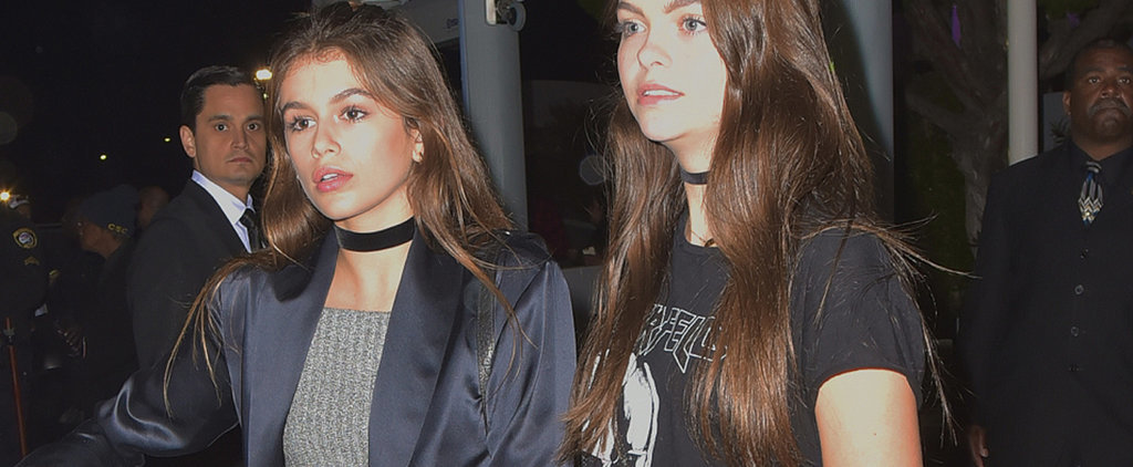 The Reason Kendall, Gigi, and Cindy Crawford's Daughter Have Identical Wardrobes