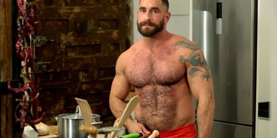 The 'Bear-Naked Chef' Brings His Mouth-Watering Skills To Europe