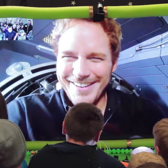 Chris Pratt Surprises Kids From His Hometown and Their Reactions Are Priceless