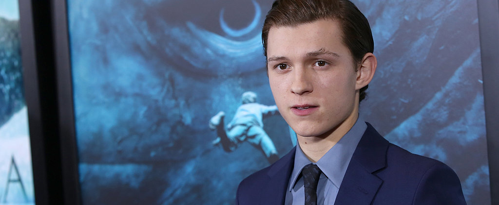 19 Times Tom Holland Was Too Cute For Words